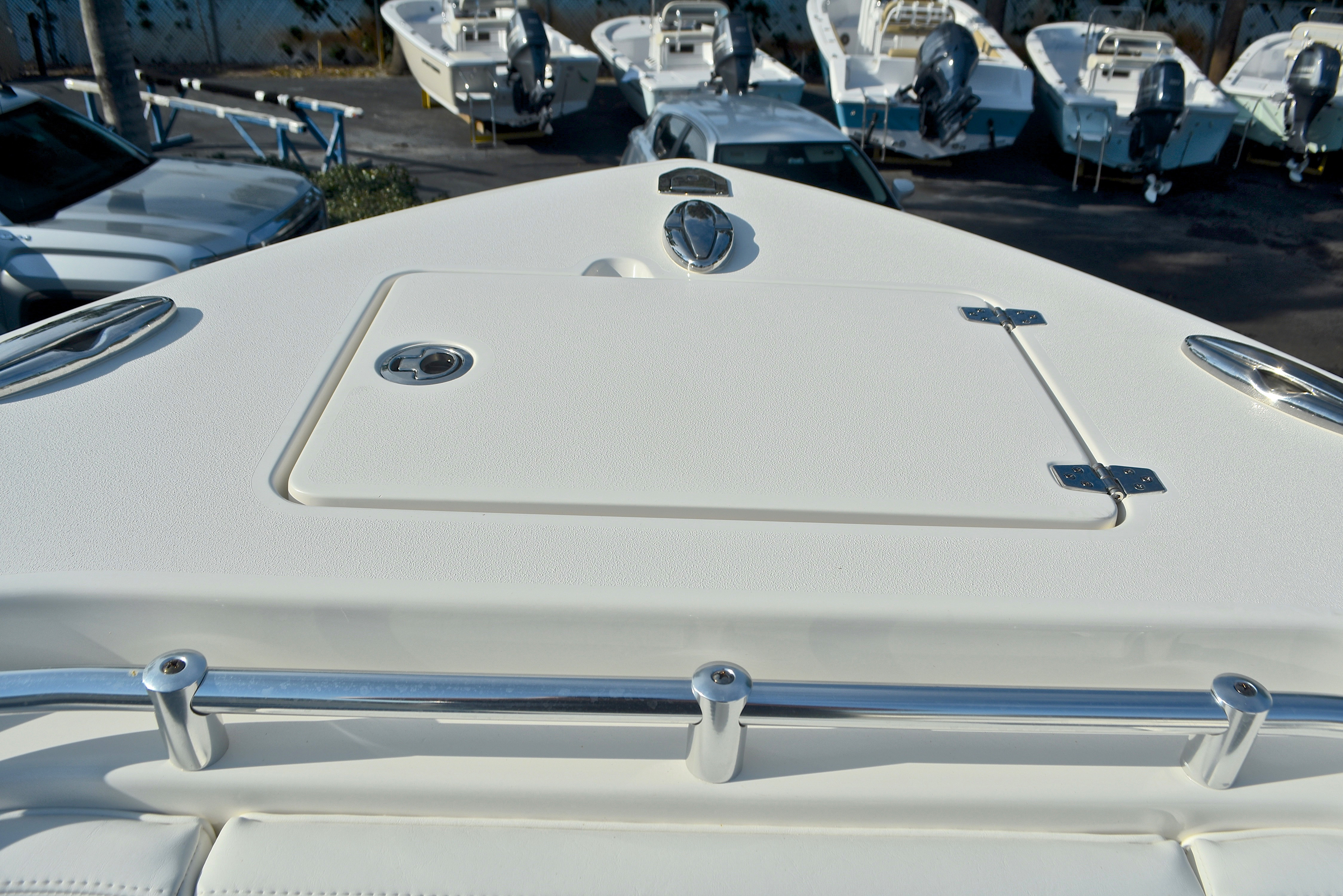 Thumbnail 63 for New 2017 Cobia 277 Center Console boat for sale in West Palm Beach, FL