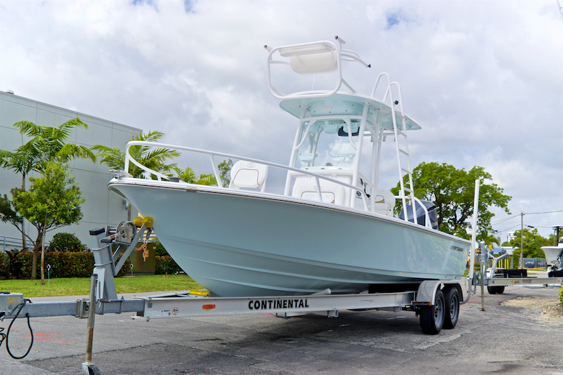 Thumbnail 3 for Used 2015 Sportsman Masters 247 Bay Boat boat for sale in Vero Beach, FL