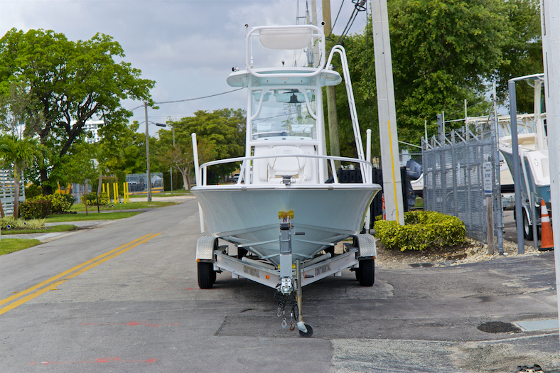 Thumbnail 2 for Used 2015 Sportsman Masters 247 Bay Boat boat for sale in Vero Beach, FL