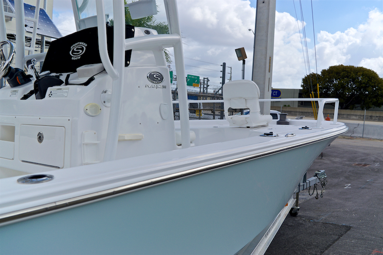 Thumbnail 10 for Used 2015 Sportsman Masters 247 Bay Boat boat for sale in Vero Beach, FL
