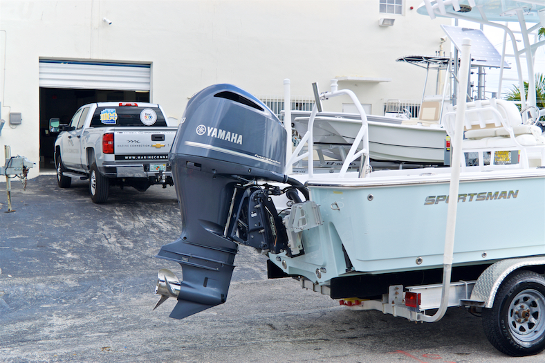 Thumbnail 9 for Used 2015 Sportsman Masters 247 Bay Boat boat for sale in Vero Beach, FL