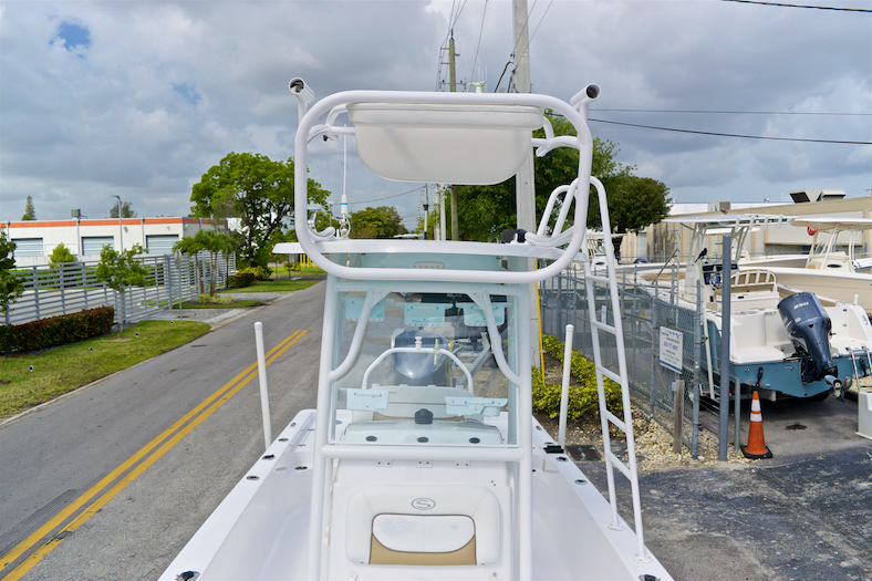 Thumbnail 36 for Used 2015 Sportsman Masters 247 Bay Boat boat for sale in Vero Beach, FL