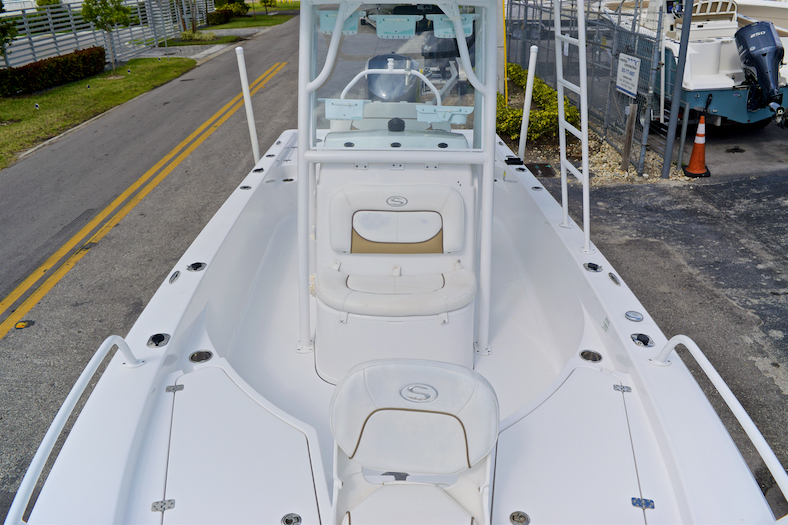 Thumbnail 37 for Used 2015 Sportsman Masters 247 Bay Boat boat for sale in Vero Beach, FL