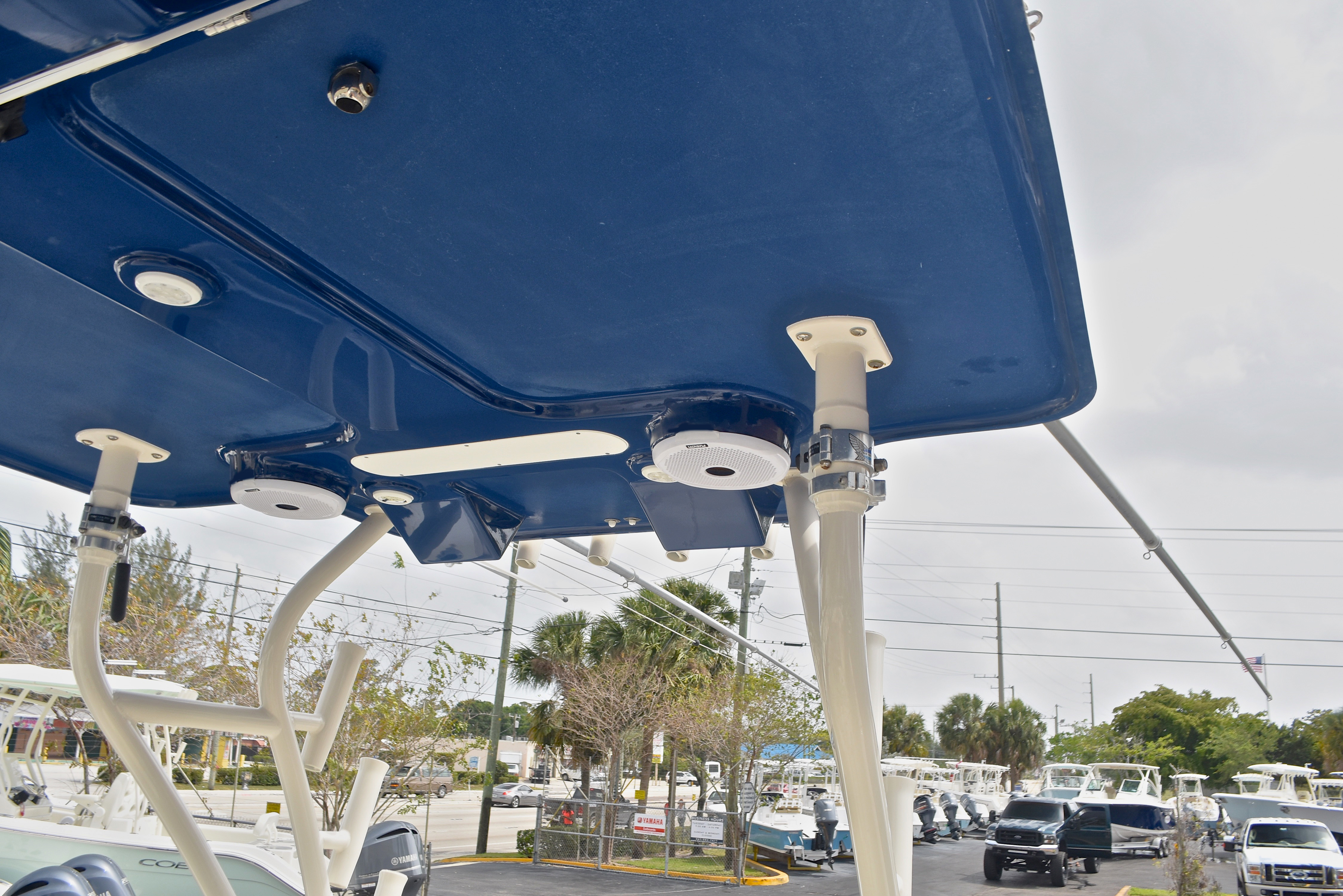 Thumbnail 37 for Used 2013 Cobia 296 Center Console boat for sale in West Palm Beach, FL