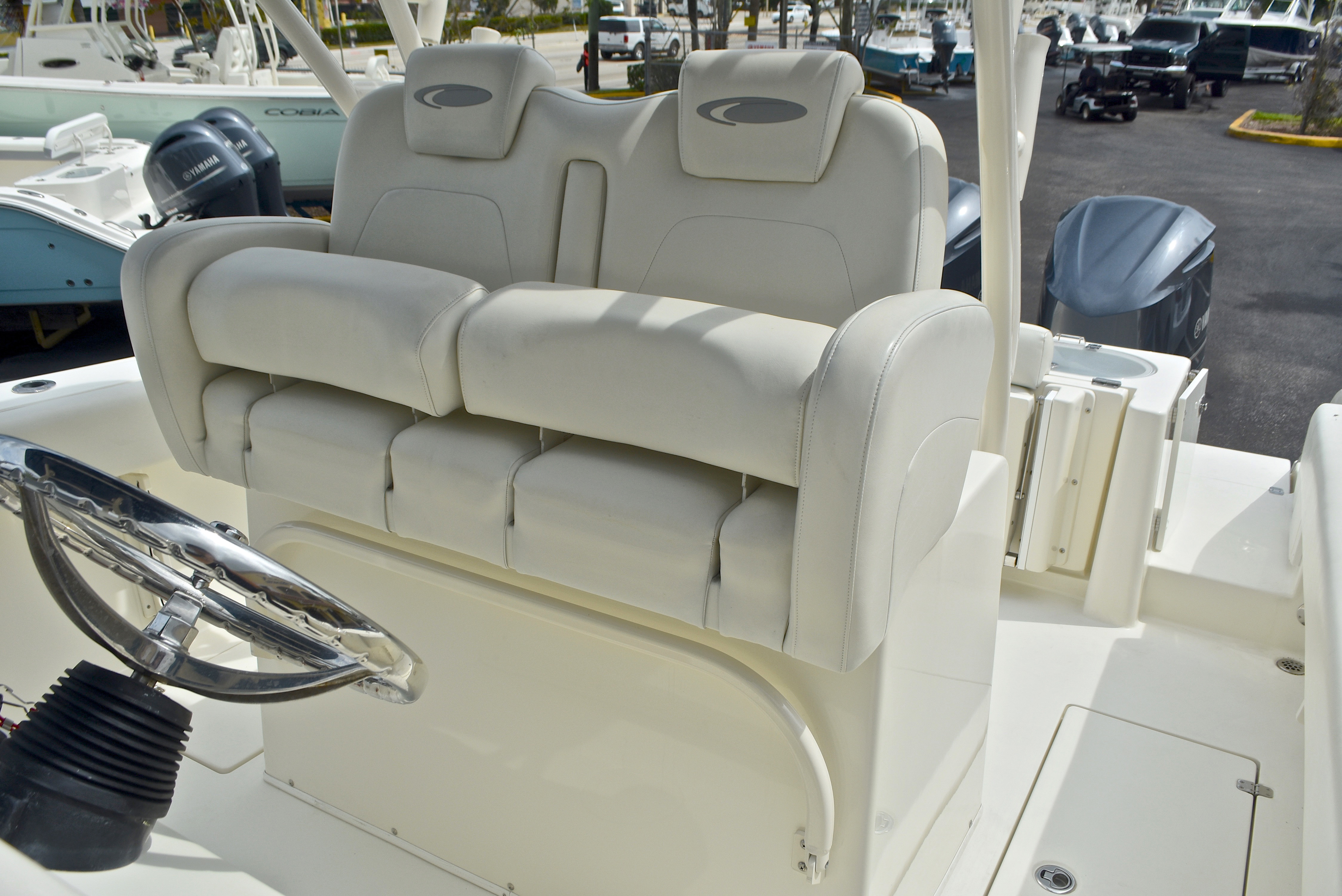 Thumbnail 32 for Used 2013 Cobia 296 Center Console boat for sale in West Palm Beach, FL