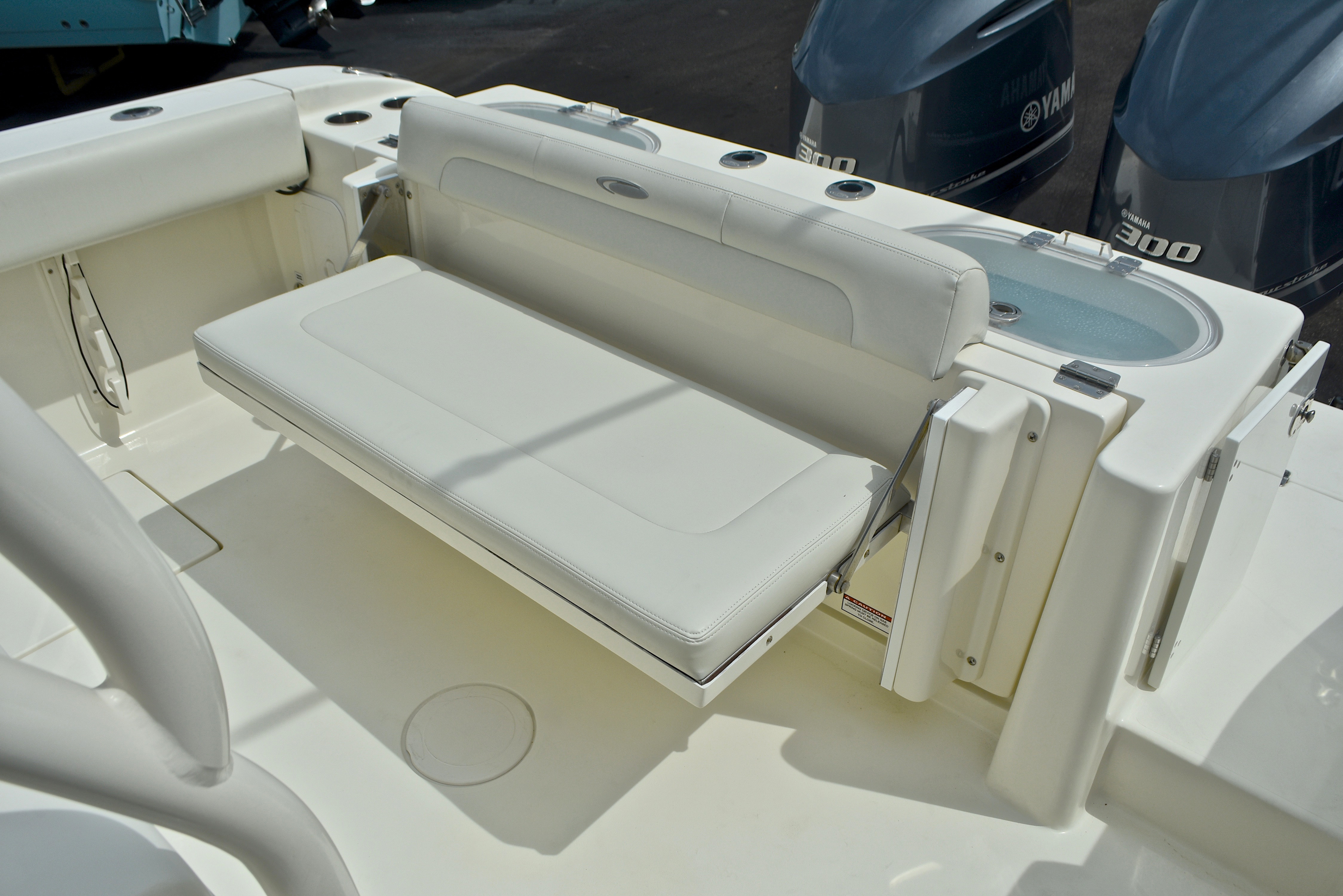 Thumbnail 25 for Used 2013 Cobia 296 Center Console boat for sale in West Palm Beach, FL