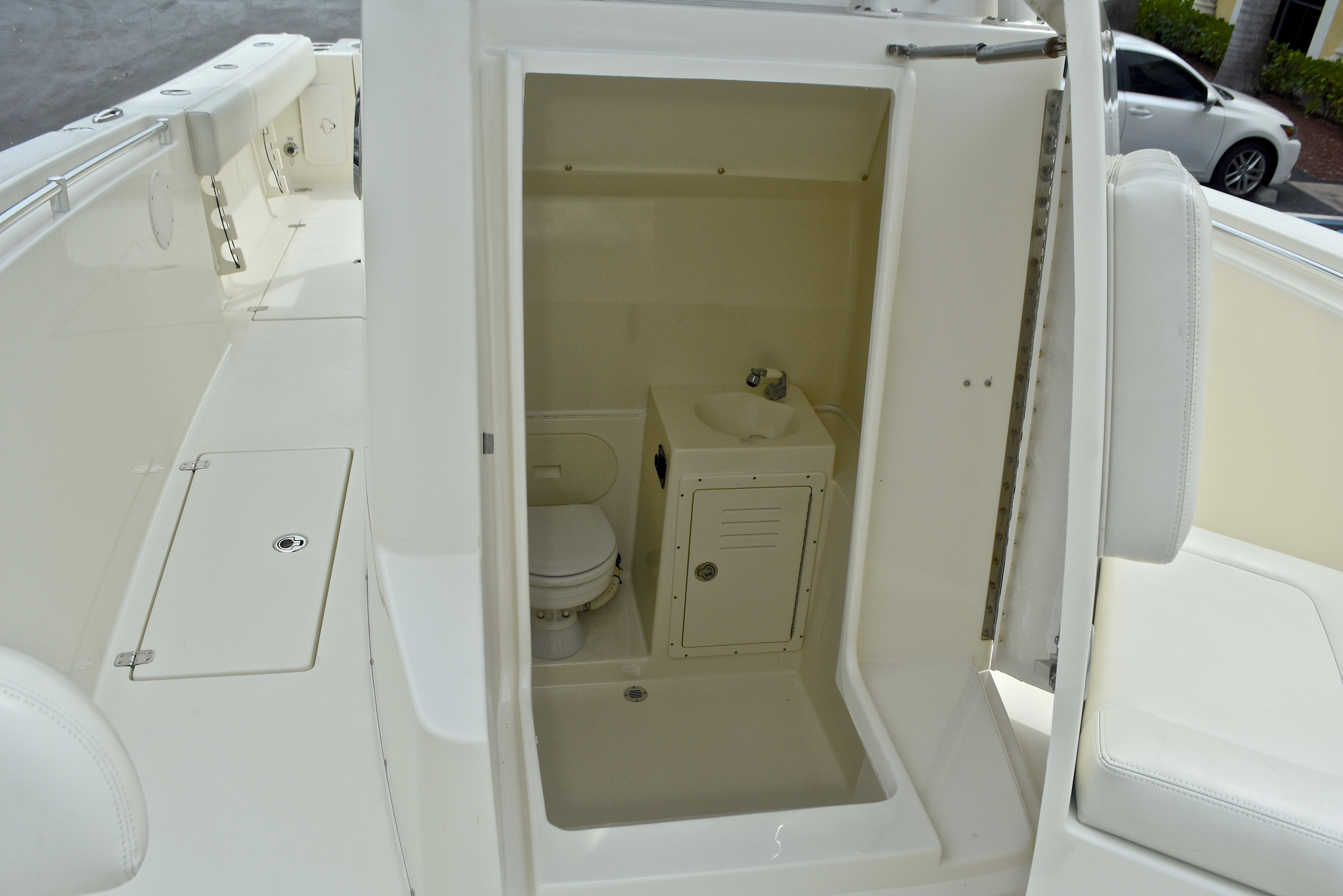 Thumbnail 60 for Used 2013 Cobia 296 Center Console boat for sale in West Palm Beach, FL