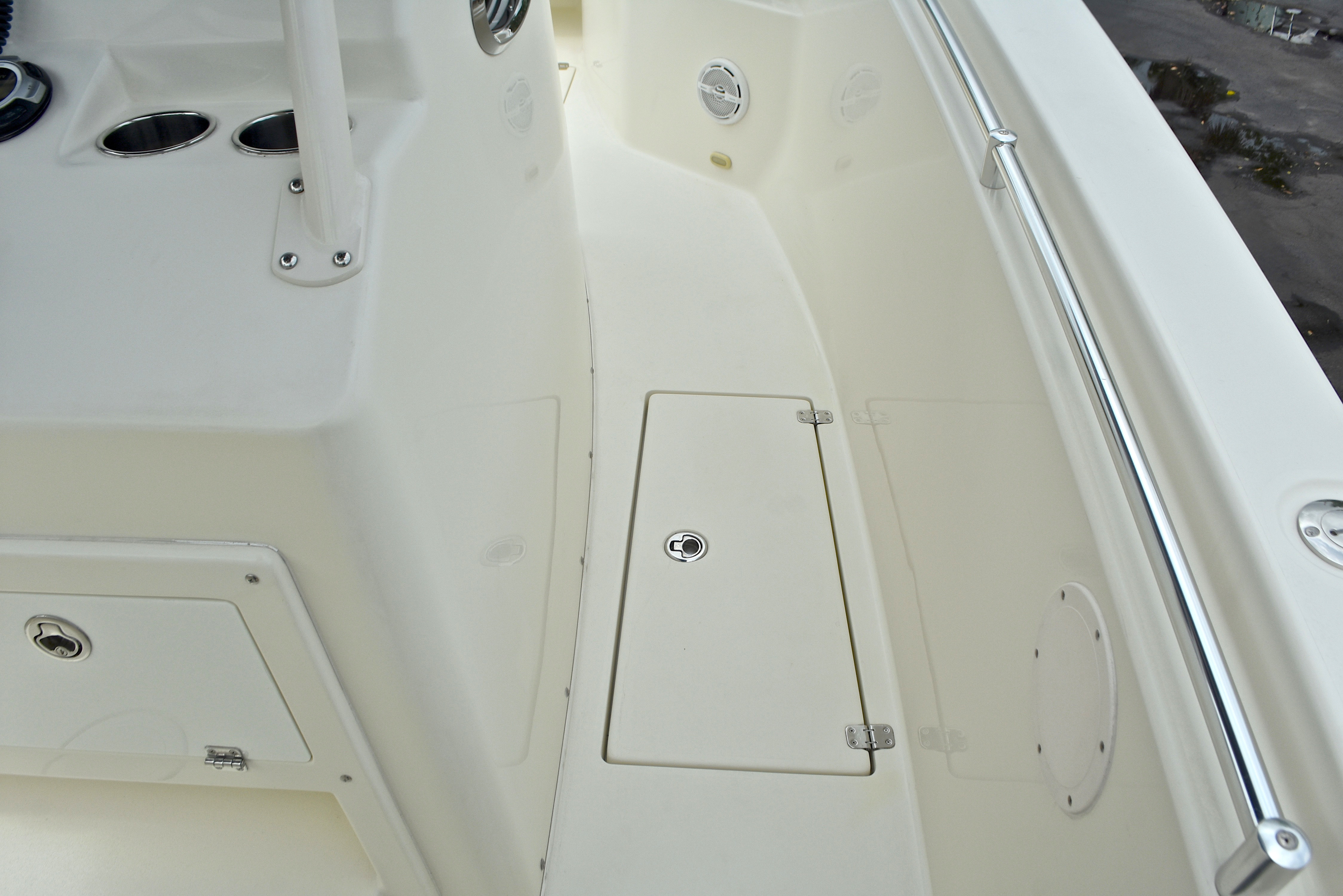 Thumbnail 56 for Used 2013 Cobia 296 Center Console boat for sale in West Palm Beach, FL