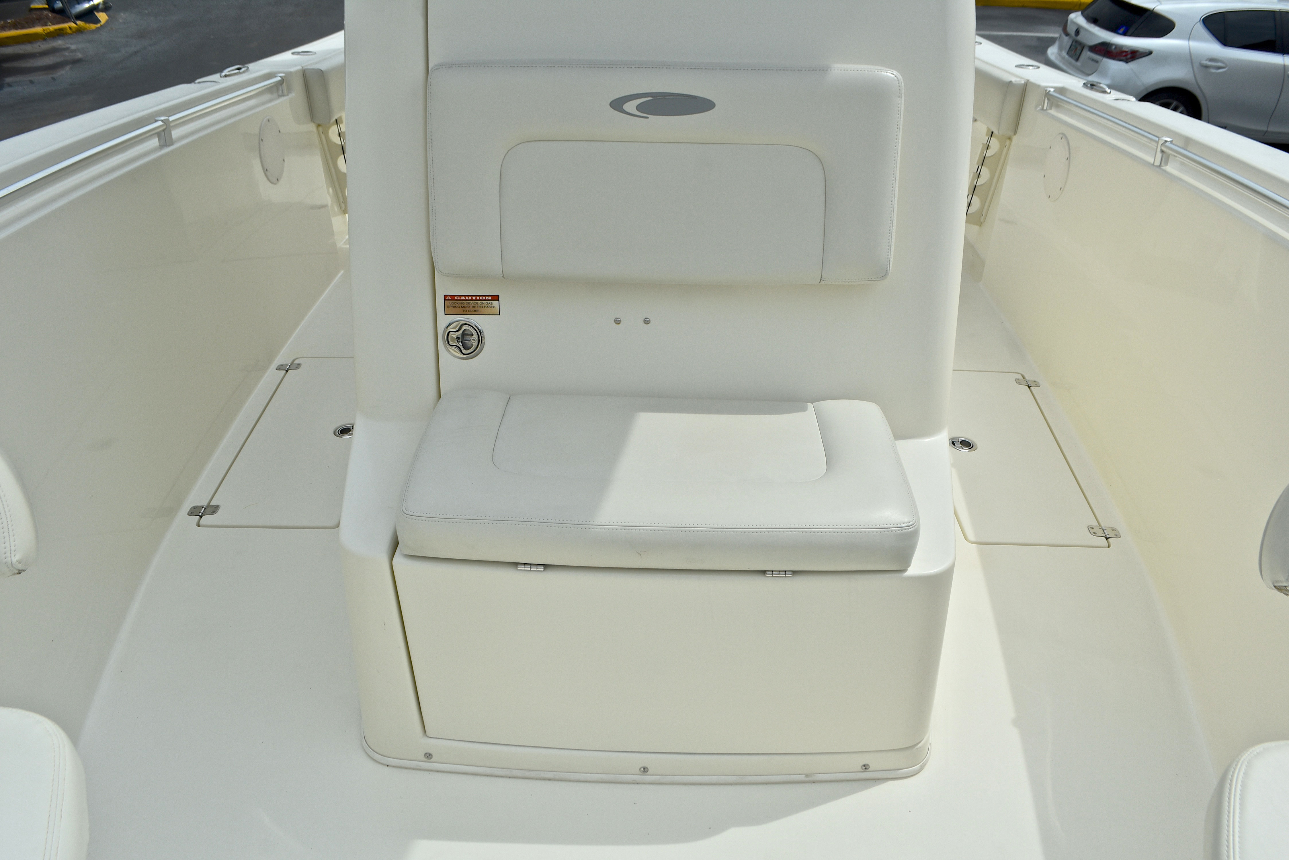 Thumbnail 59 for Used 2013 Cobia 296 Center Console boat for sale in West Palm Beach, FL