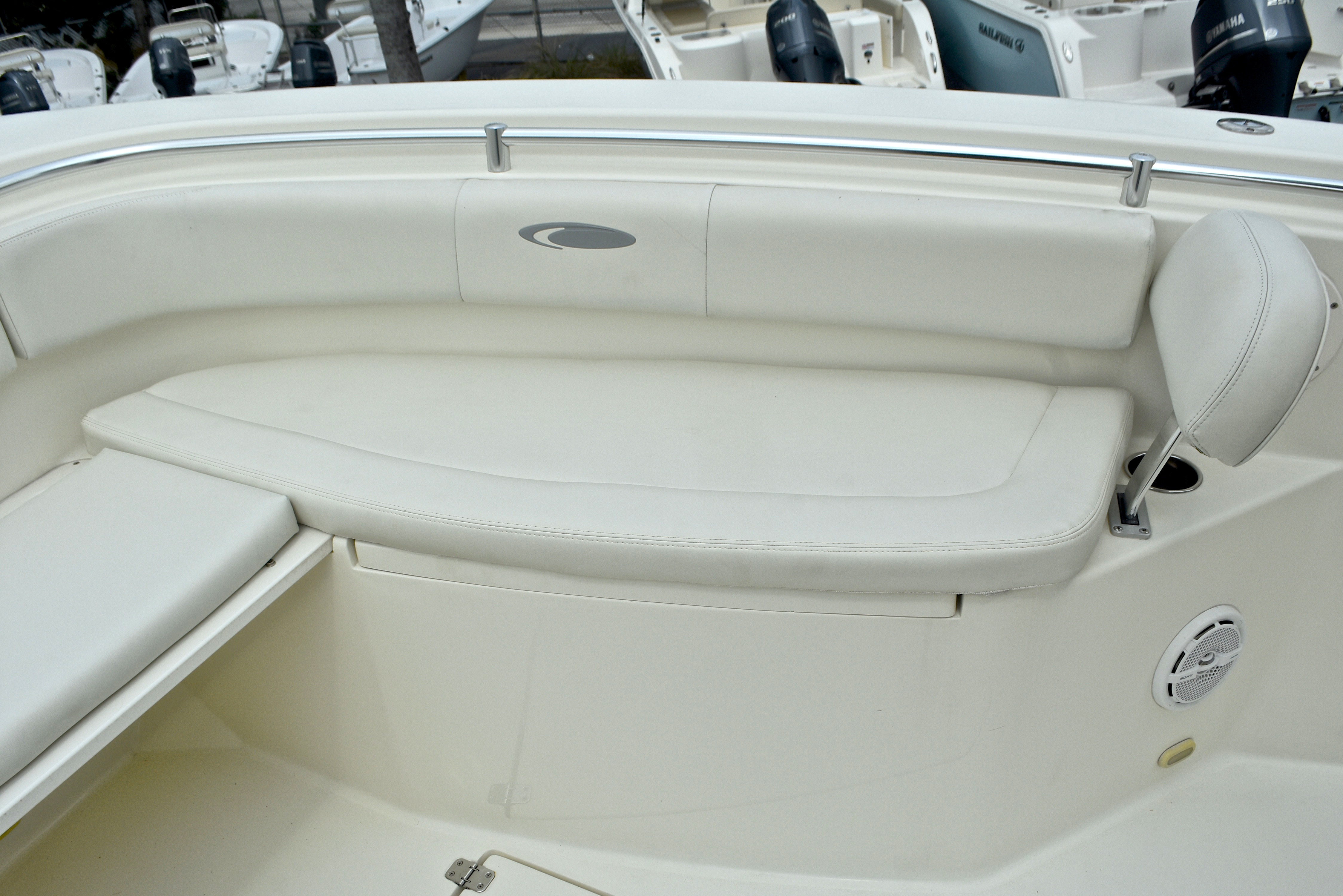 Thumbnail 67 for Used 2013 Cobia 296 Center Console boat for sale in West Palm Beach, FL