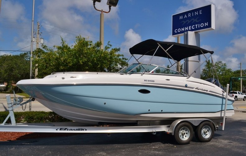 Photo for 2017 Hurricane SunDeck SD 2400 OB