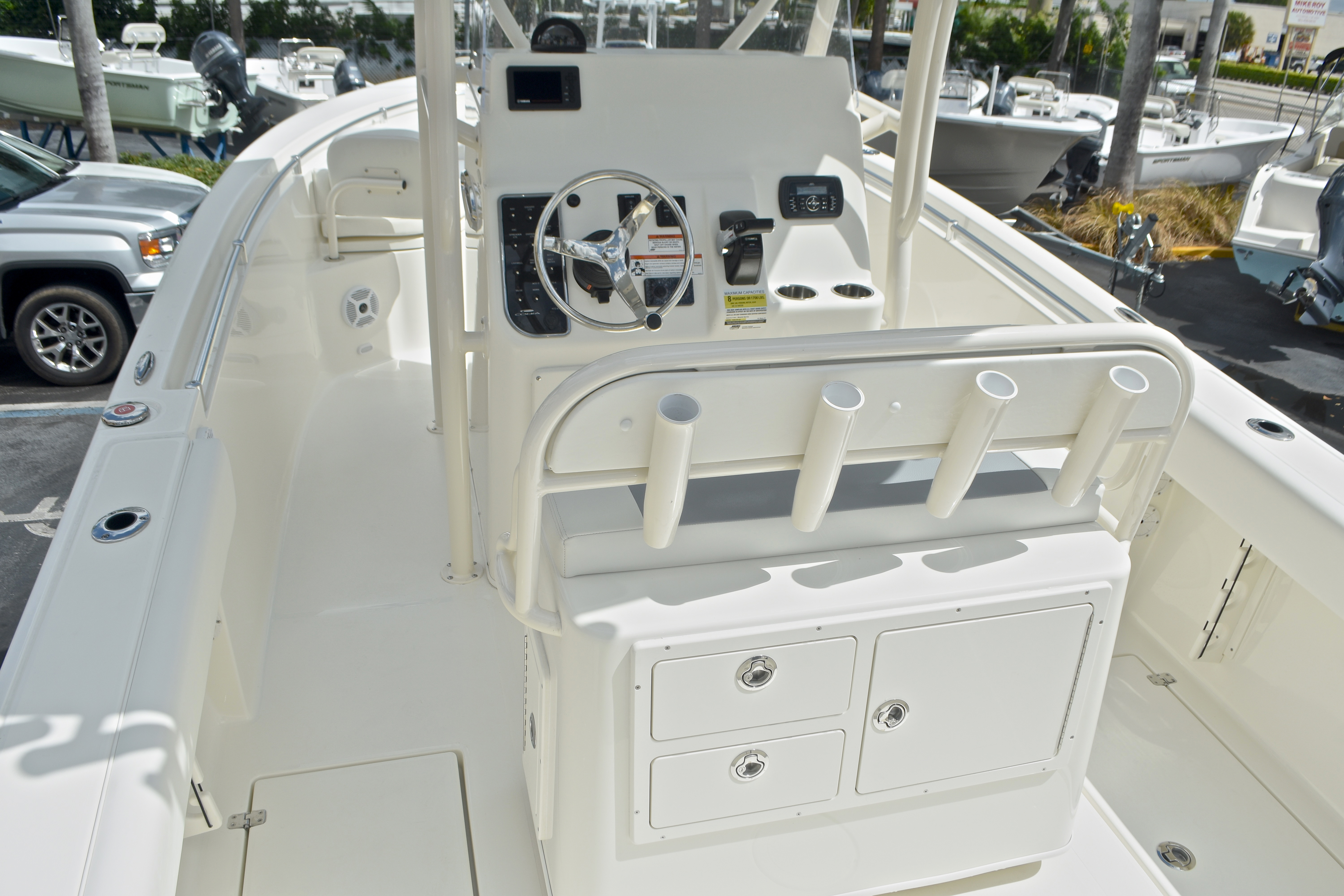 Thumbnail 11 for New 2017 Cobia 237 Center Console boat for sale in West Palm Beach, FL