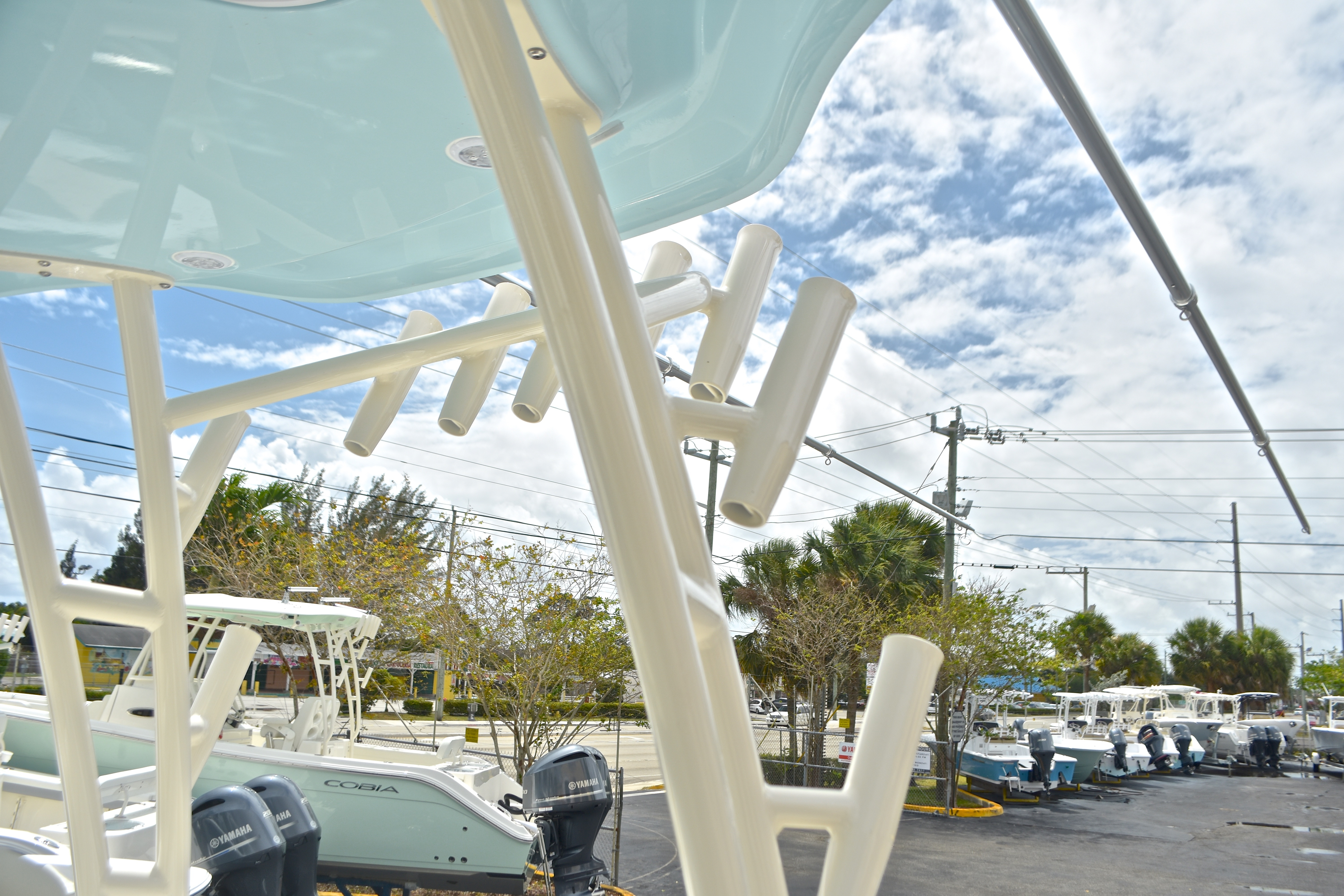 Thumbnail 35 for New 2017 Cobia 296 Center Console boat for sale in West Palm Beach, FL
