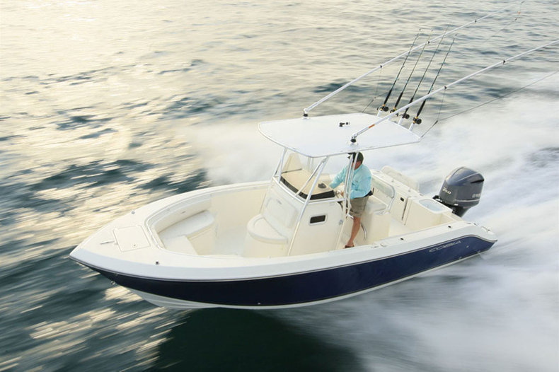 New 2014 Cobia 237 Center Console boat for sale in West Palm Beach, FL
