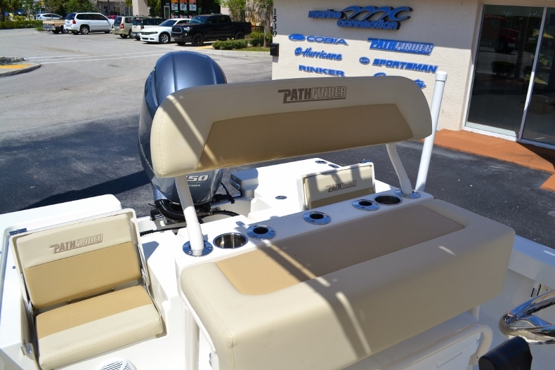 Thumbnail 15 for New 2017 Pathfinder 2200 TRS Bay Boat boat for sale in Vero Beach, FL