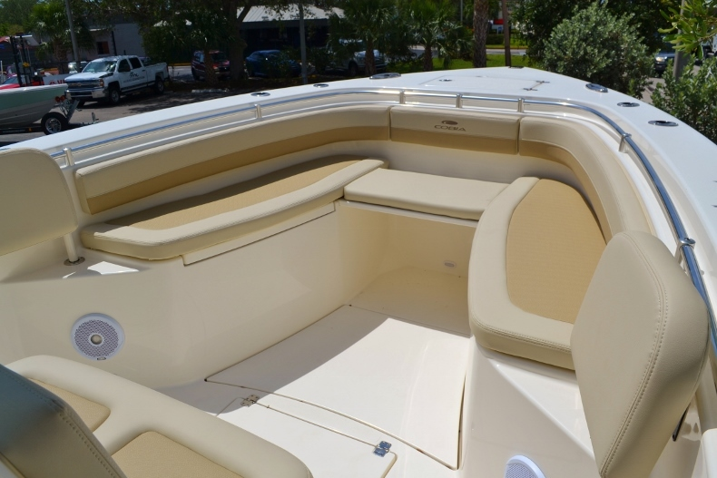 Thumbnail 20 for New 2017 Cobia 296 Center Console boat for sale in Vero Beach, FL
