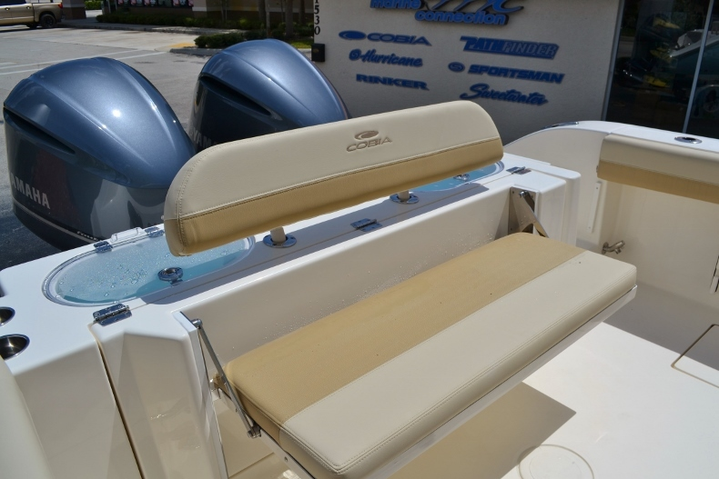 Thumbnail 26 for New 2017 Cobia 296 Center Console boat for sale in Vero Beach, FL