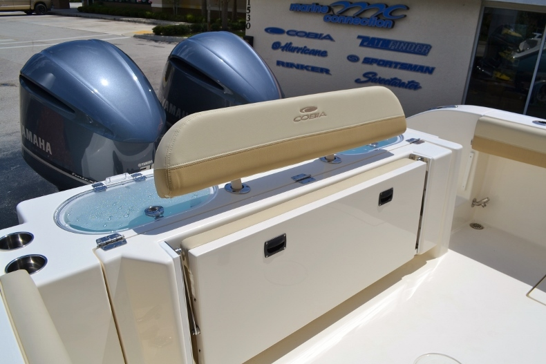 Thumbnail 25 for New 2017 Cobia 296 Center Console boat for sale in Vero Beach, FL