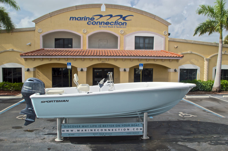 New 2017 Sportsman 19 Island Reef boat for sale in Vero Beach, FL