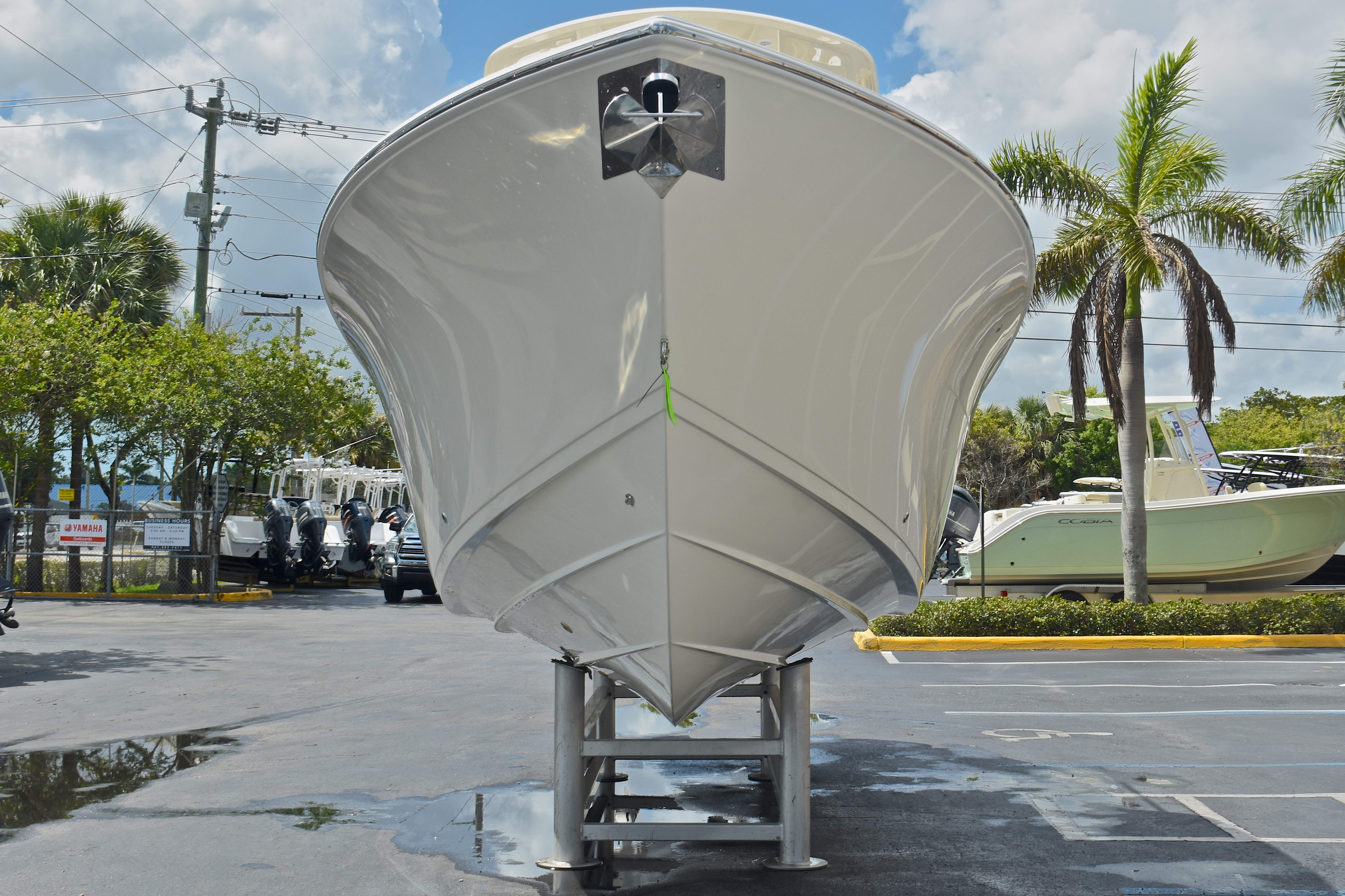 Thumbnail 3 for New 2017 Cobia 296 Center Console boat for sale in West Palm Beach, FL