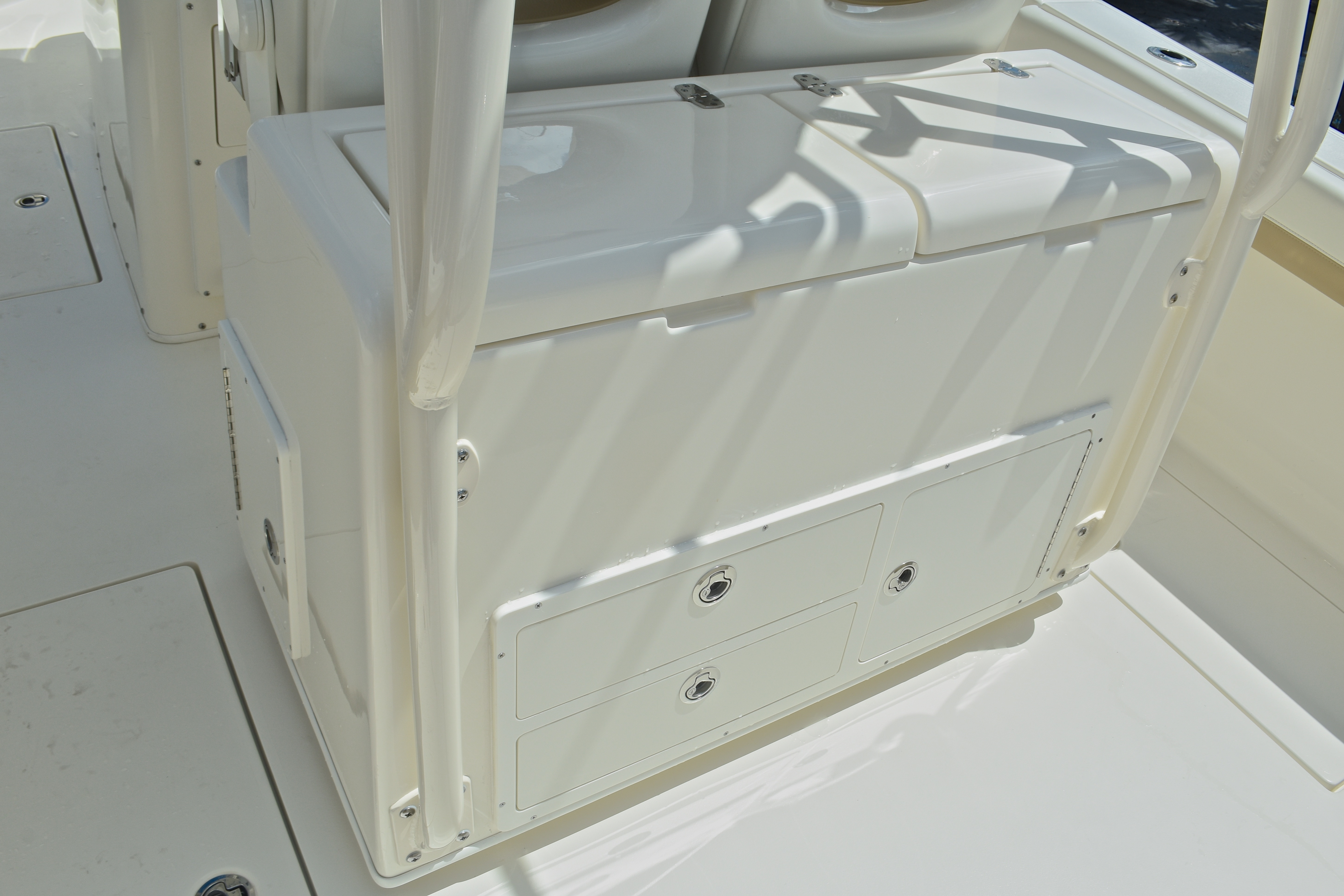 Thumbnail 25 for New 2017 Cobia 296 Center Console boat for sale in West Palm Beach, FL