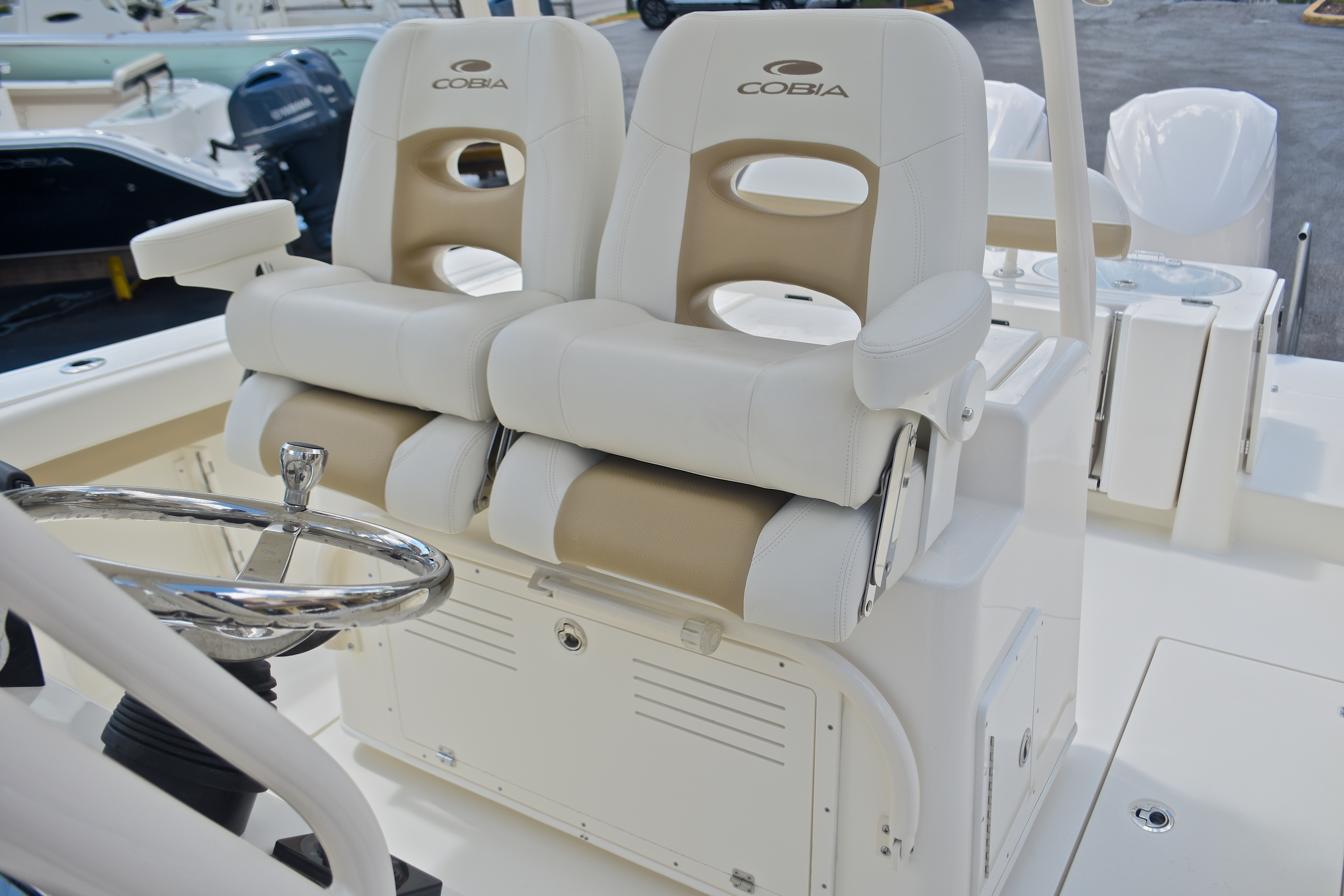 Thumbnail 36 for New 2017 Cobia 296 Center Console boat for sale in West Palm Beach, FL