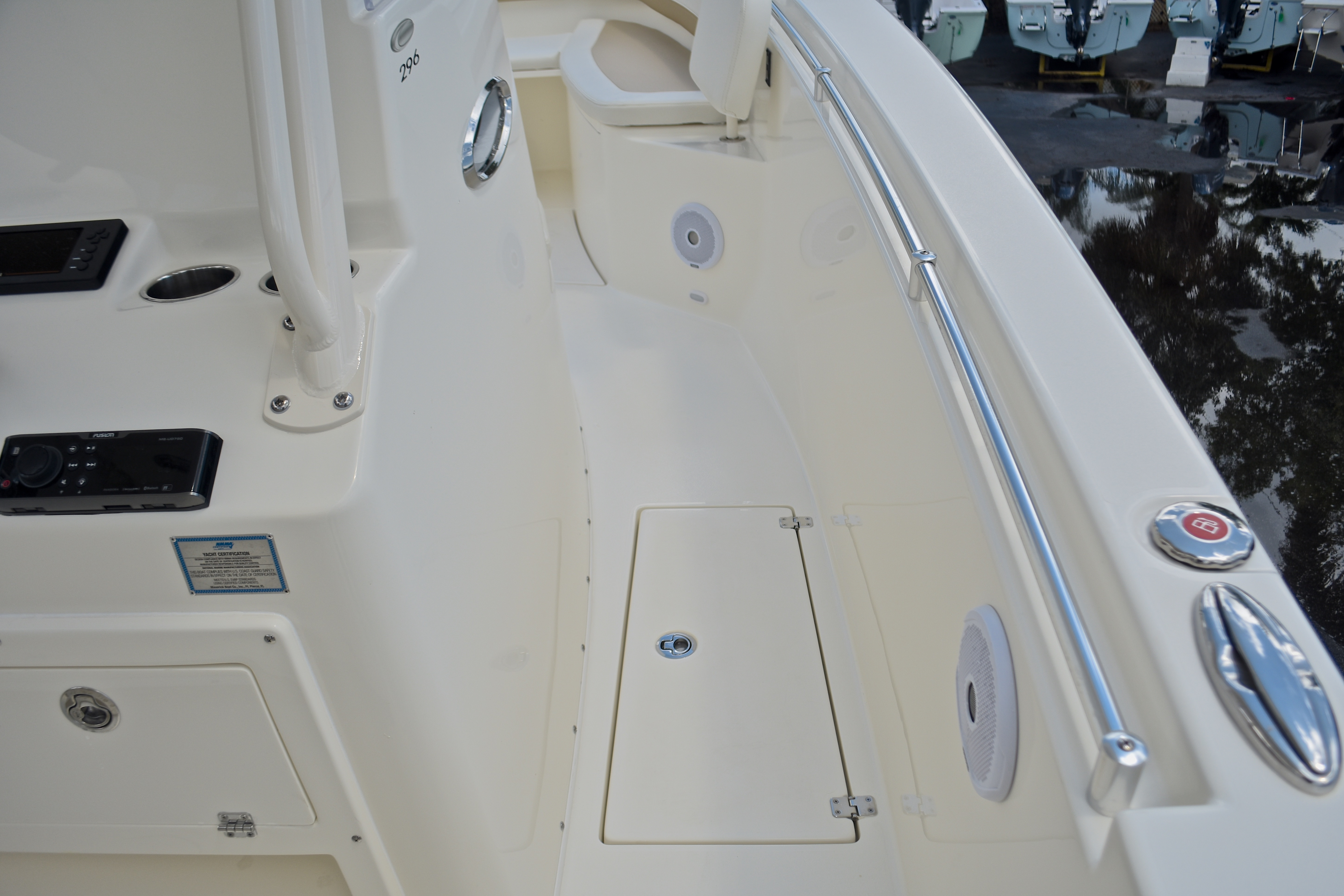 Thumbnail 51 for New 2017 Cobia 296 Center Console boat for sale in West Palm Beach, FL