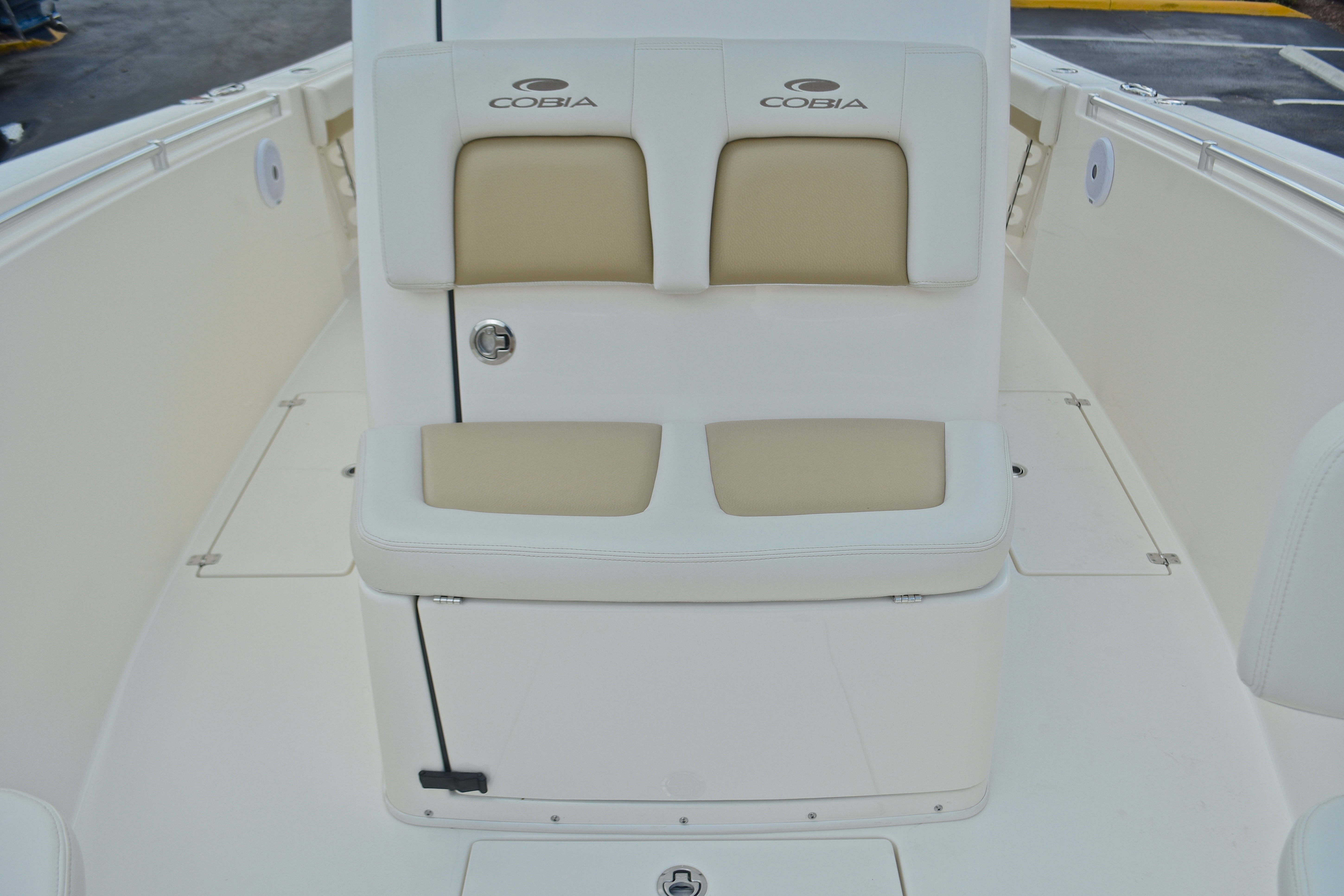 Thumbnail 54 for New 2017 Cobia 296 Center Console boat for sale in West Palm Beach, FL