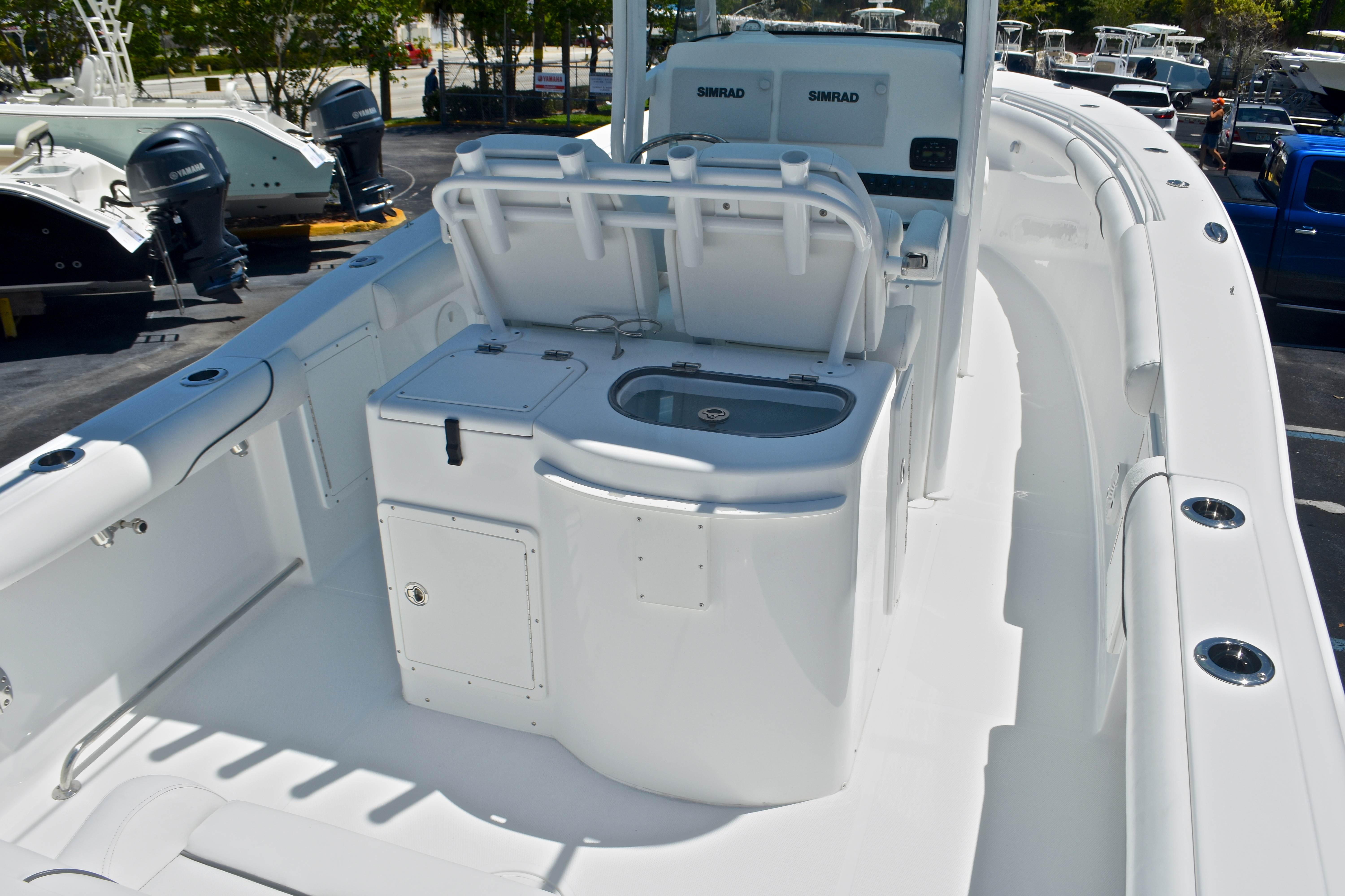 Thumbnail 14 for Used 2015 Sea Hunt Game Fish 30 Center Console boat for sale in West Palm Beach, FL
