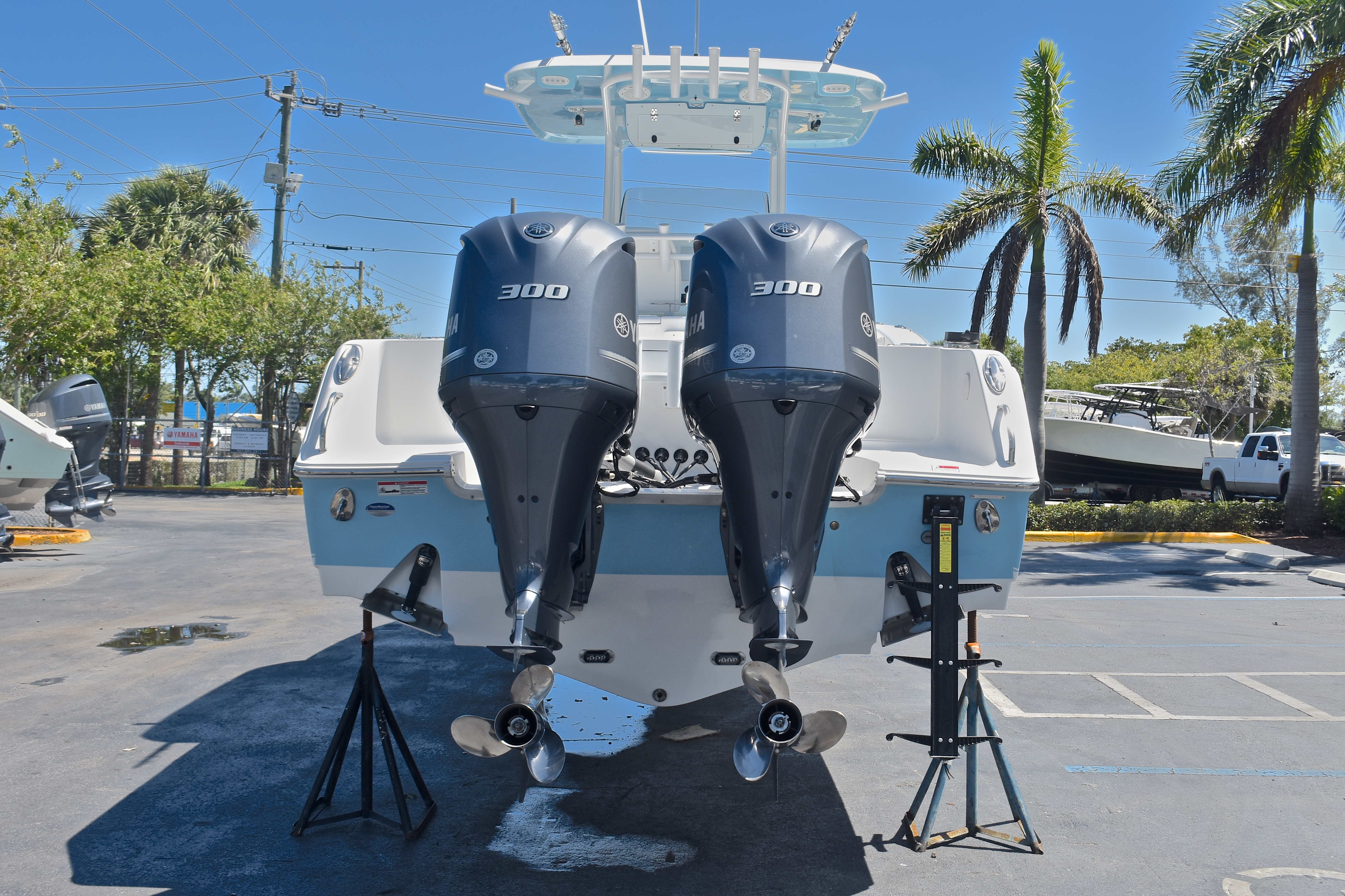 Thumbnail 3 for Used 2015 Sea Hunt Game Fish 30 Center Console boat for sale in West Palm Beach, FL
