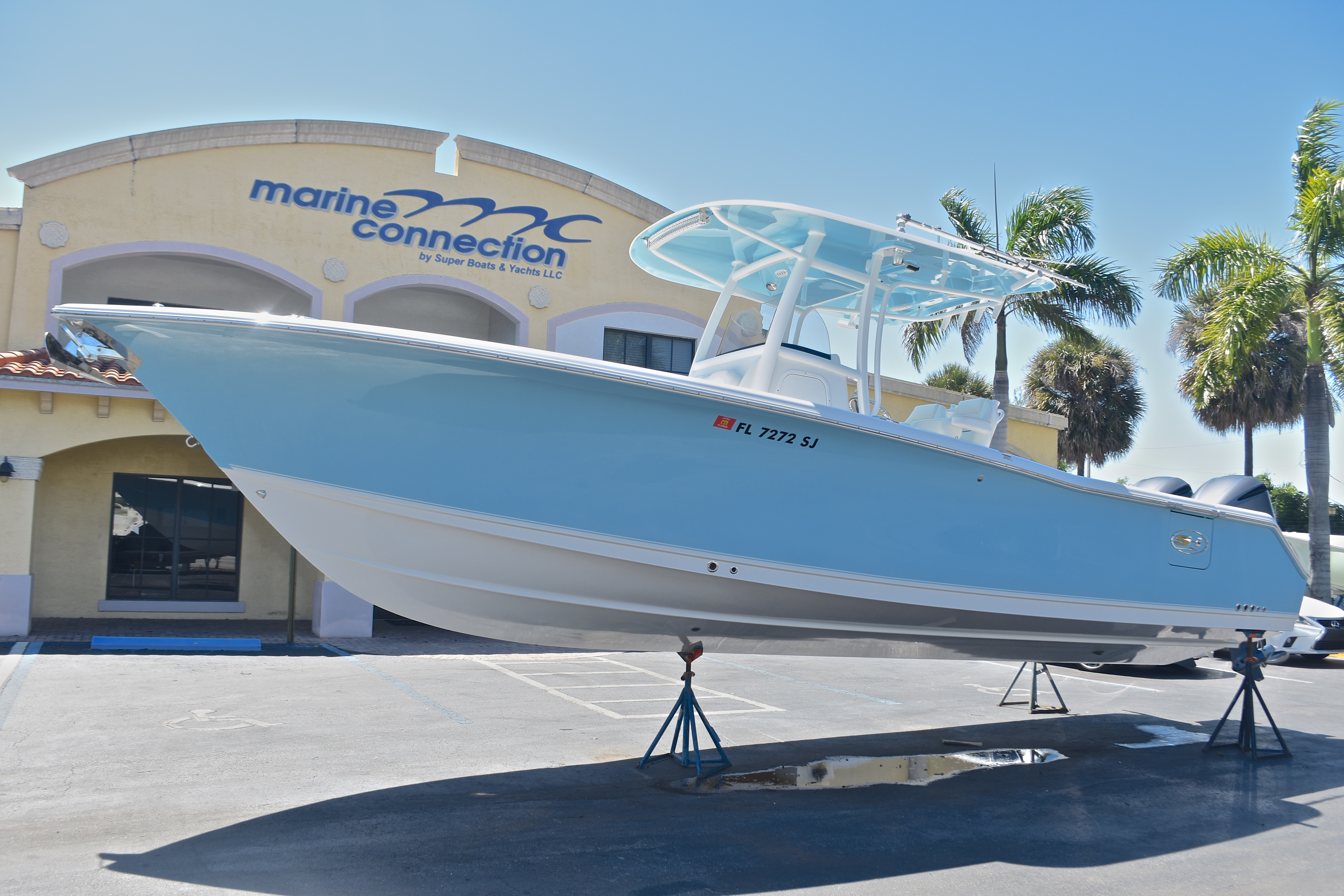 Thumbnail 11 for Used 2015 Sea Hunt Game Fish 30 Center Console boat for sale in West Palm Beach, FL