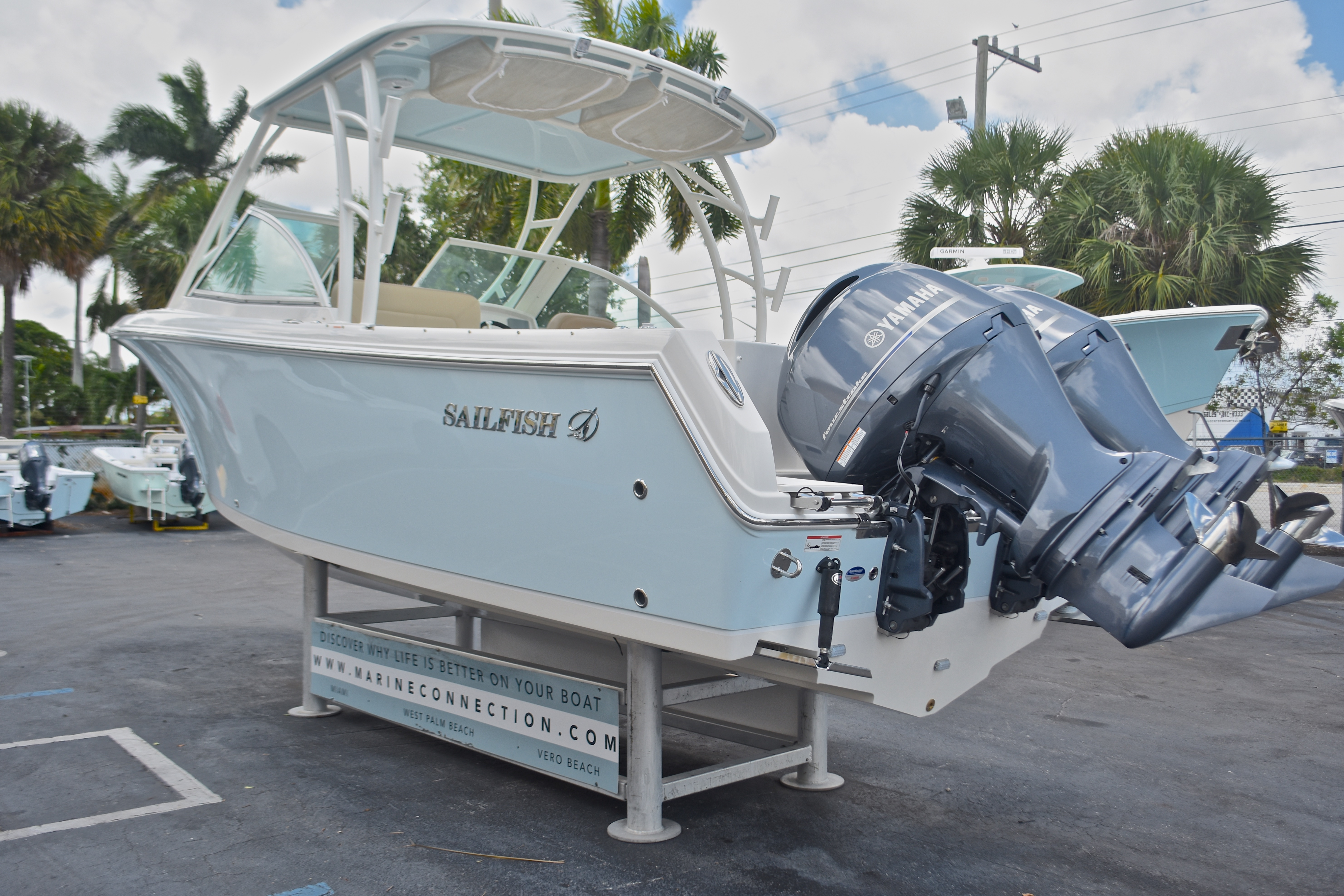 Thumbnail 8 for New 2017 Sailfish 275 Dual Console boat for sale in West Palm Beach, FL