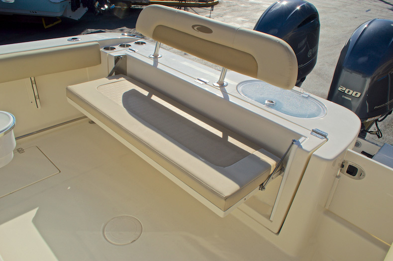 Thumbnail 16 for New 2017 Cobia 277 Center Console boat for sale in West Palm Beach, FL