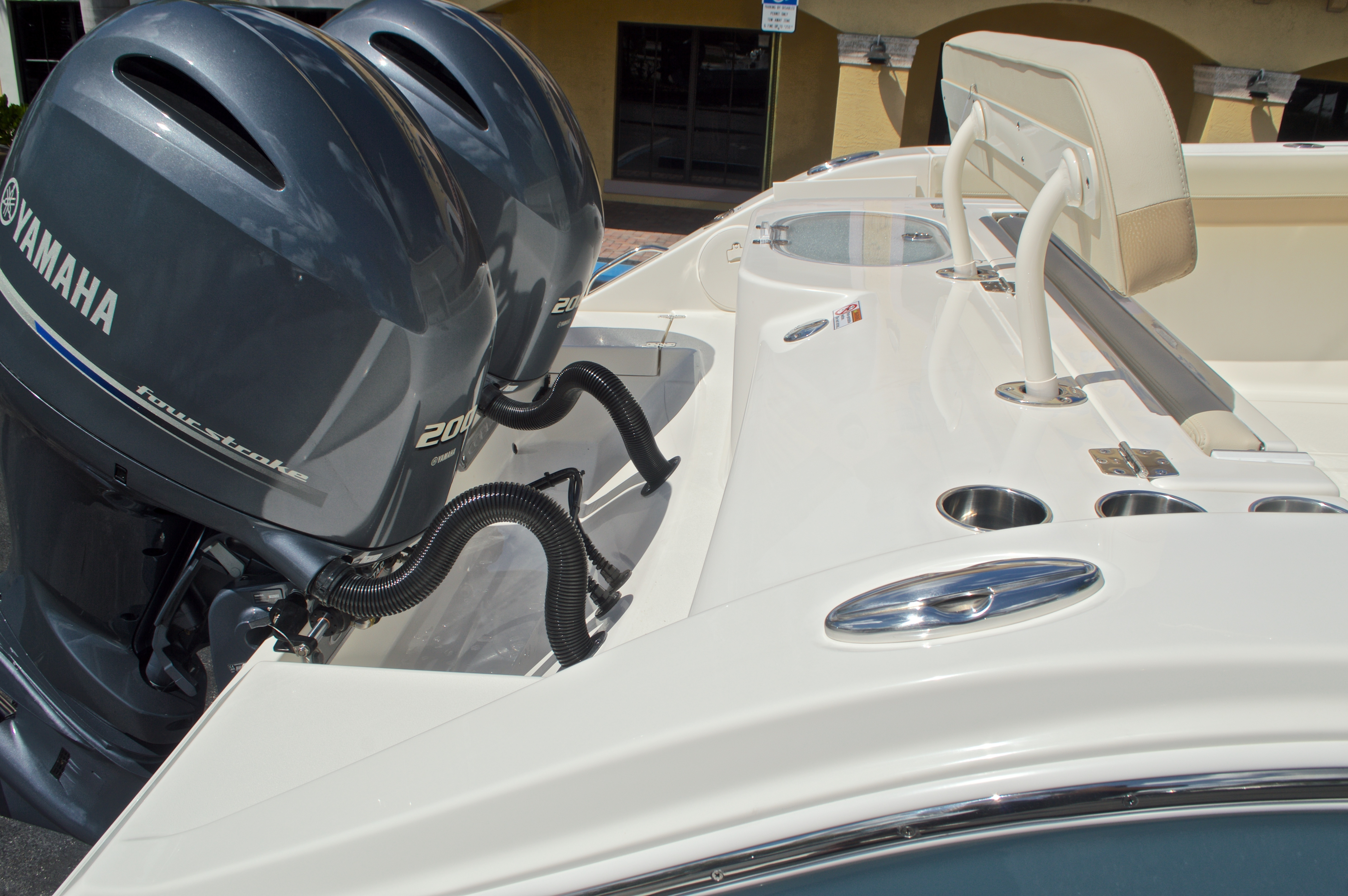 Thumbnail 12 for New 2017 Cobia 277 Center Console boat for sale in West Palm Beach, FL