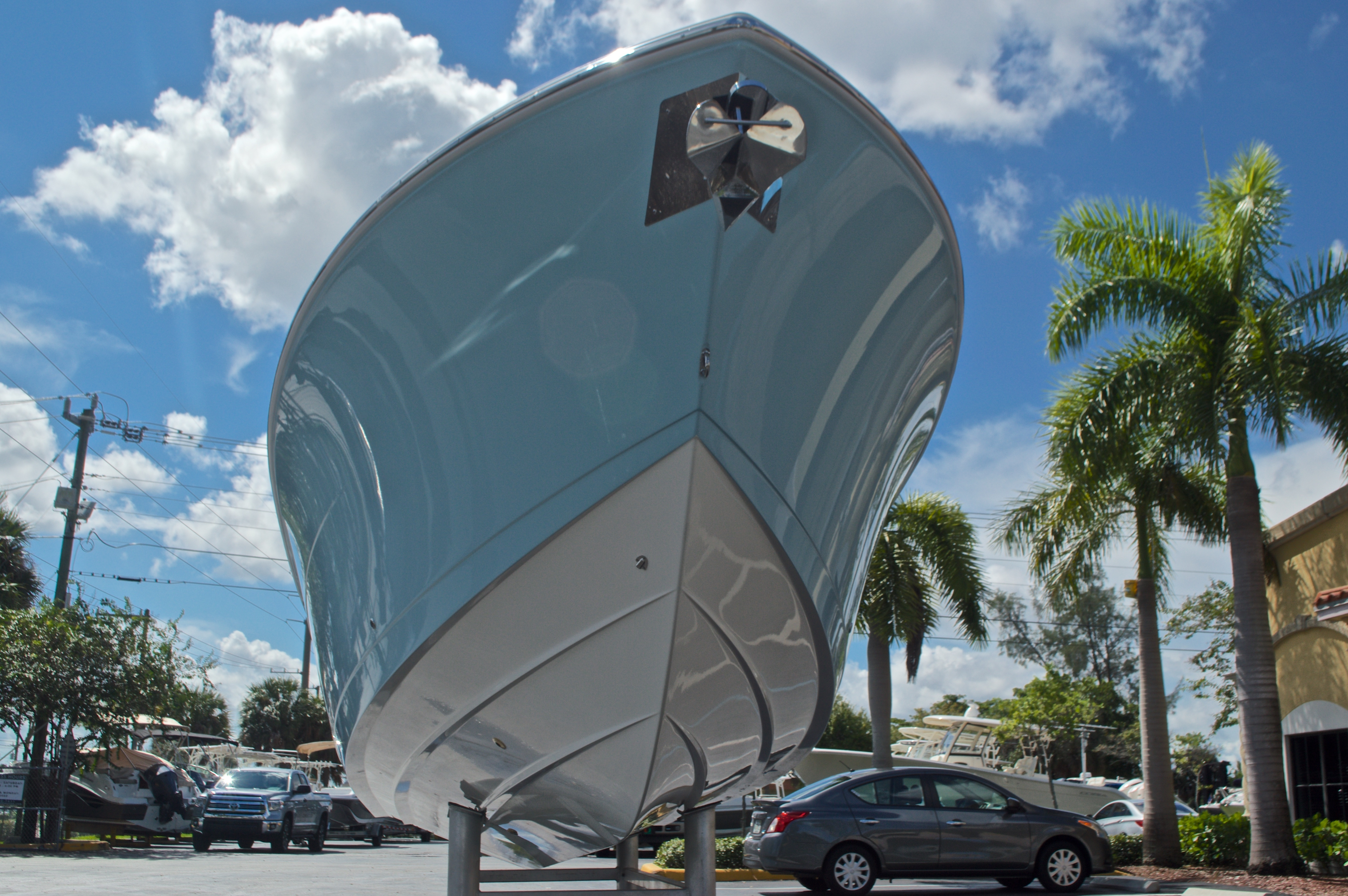 Thumbnail 2 for New 2017 Cobia 277 Center Console boat for sale in West Palm Beach, FL