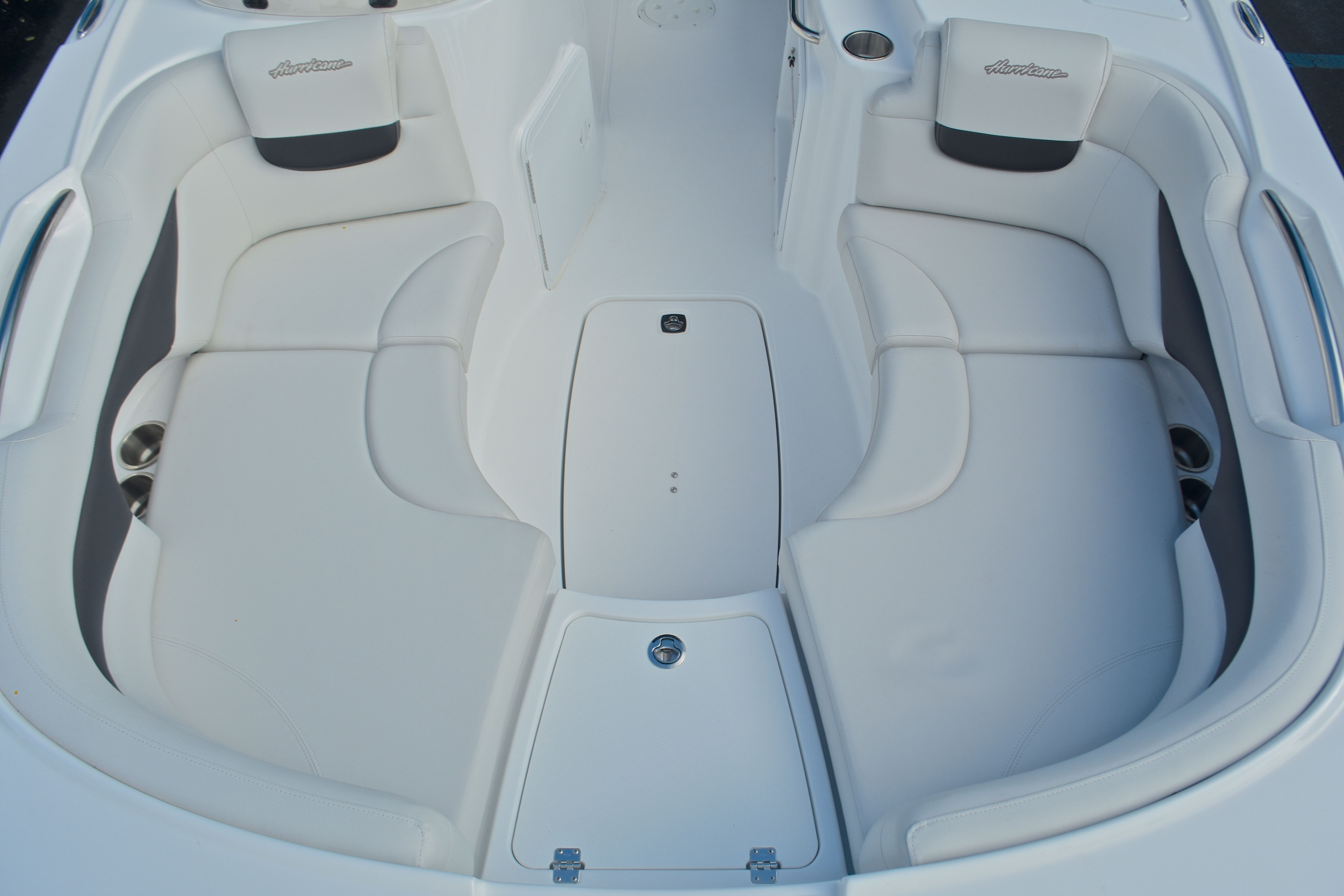 Thumbnail 50 for New 2017 Hurricane SunDeck Sport SS 203 OB boat for sale in West Palm Beach, FL