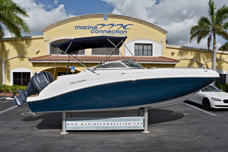 Photo for 2017 Hurricane SunDeck SD 2486 OB
