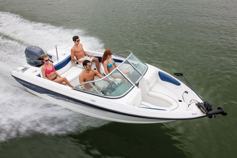 New 2014 rinker captiva 186 ob bowrider boat for sale in for Bowrider boats with outboard motors