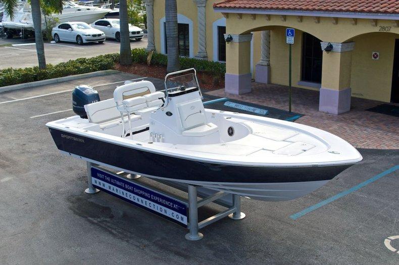 New 2015 Sportsman Masters 207 Bay Boat boat for sale in Miami, FL