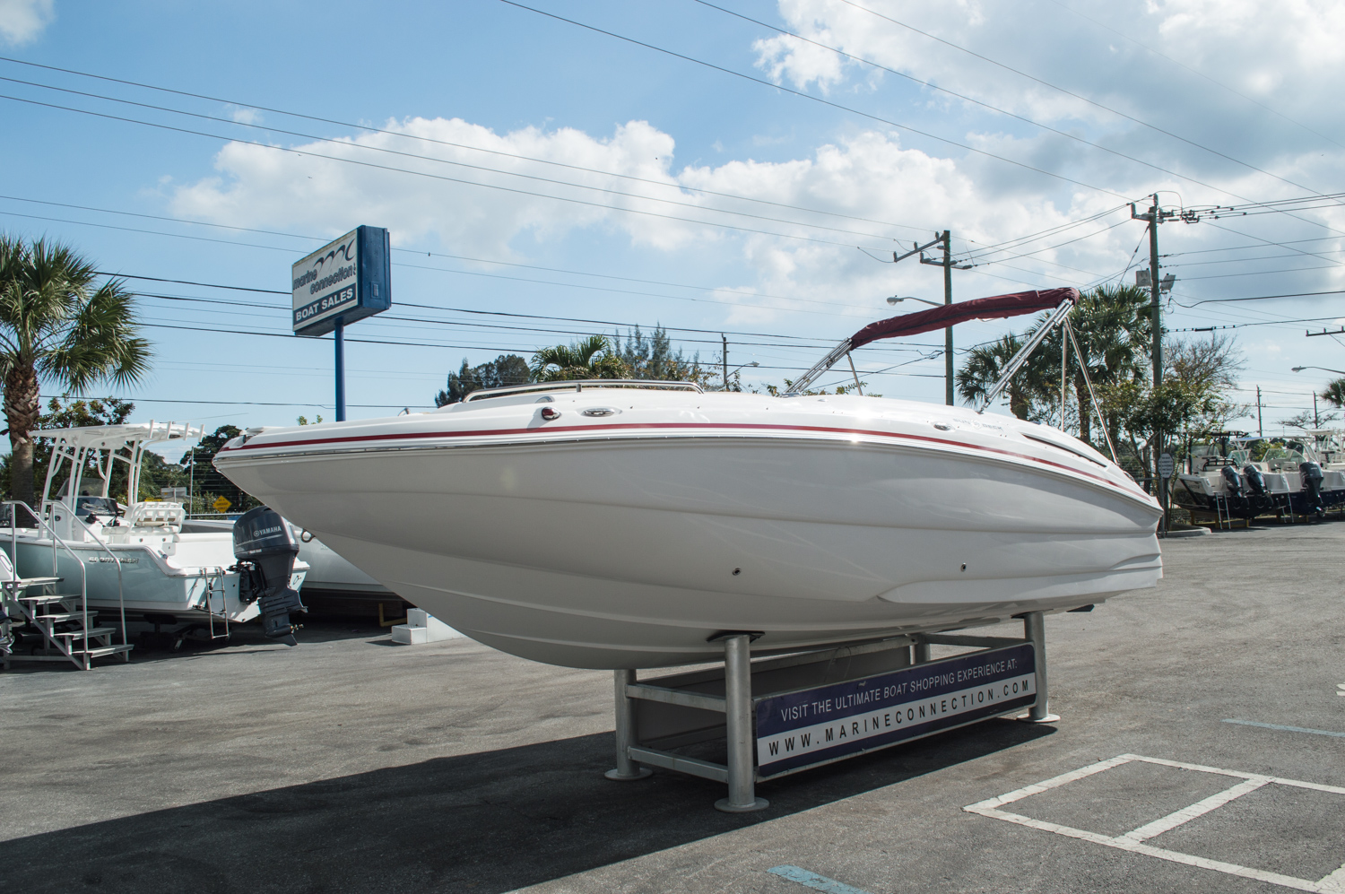 New 2014 hurricane sundeck sport ss 220 ob boat for sale for Hurricane sundeck for sale