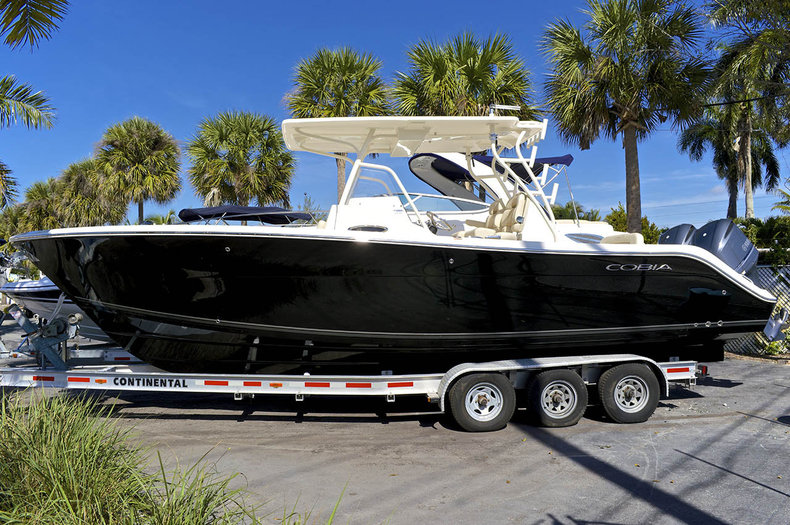 2014 Cobia 296 Center Console boat for sale in West Palm Beach, FL