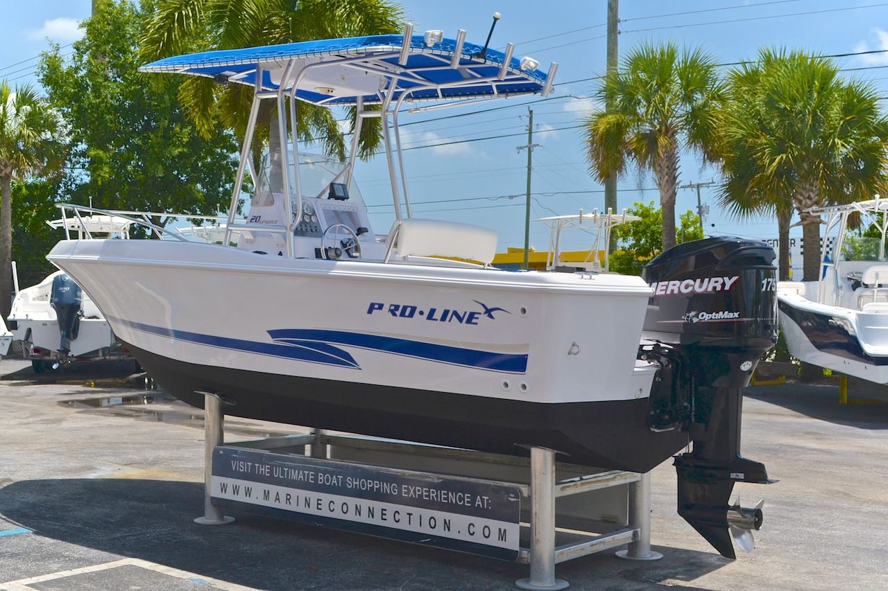 Photos  Used 2000 ProLine 20 Sport Center Console boat for sale