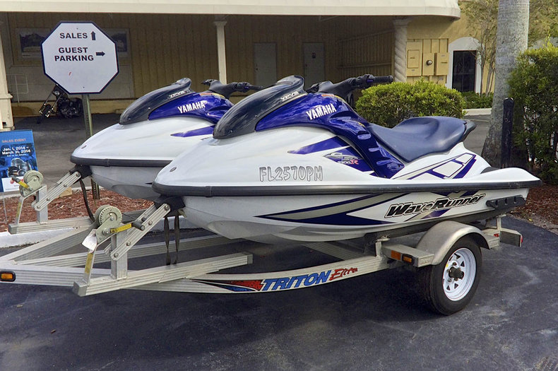 Jet Ski Dealer Miami Beach >> Used 2001 Yamaha WaveRunner GP1200R boat for sale in West Palm Beach, FL (#1914) | New & Used ...