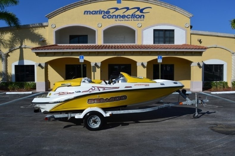 Used 2003 Sea-Doo Sportster 4-TEC boat for sale in West Palm Beach, FL
