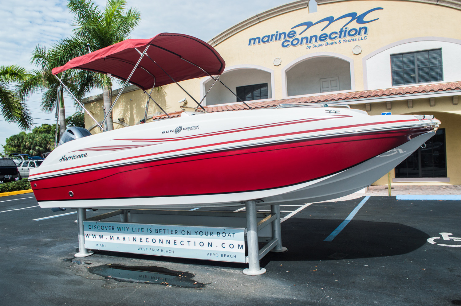 New 2014 hurricane sundeck sport ss 188 ob boat for sale for Hurricane sundeck for sale