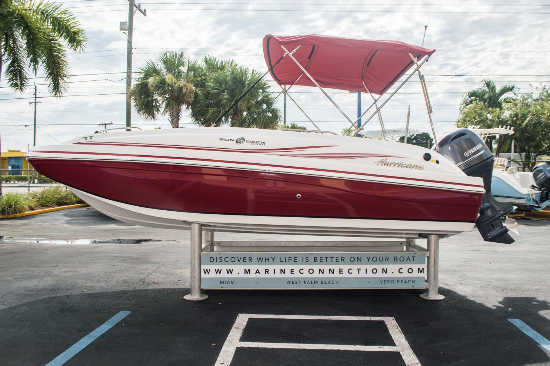 New 2014 hurricane sundeck sport ss 188 ob boat for sale for Hurricane sundeck for sale
