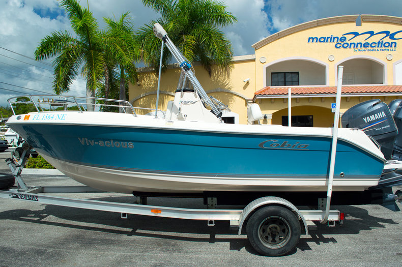Used 2007 Cobia 194 Center Console boat for sale in West Palm Beach, FL