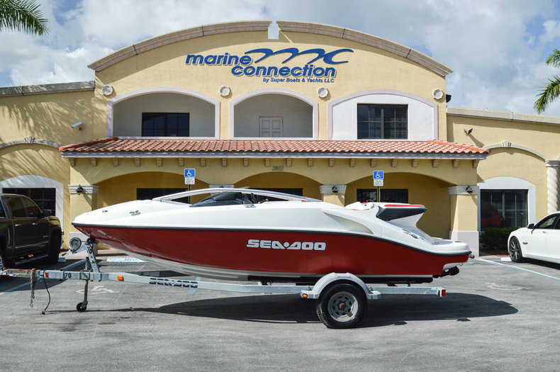 Used 2007 Sea-Doo Speedster 200 boat for sale in West Palm Beach, FL