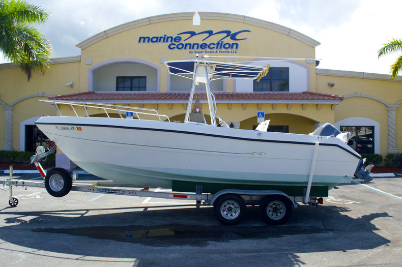 Used 1998 Pro Sports 2200 Center Console boat for sale in West Palm Beach, FL