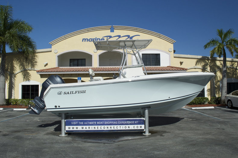 New 2015 Sailfish 220 CC Center Console boat for sale in West Palm Beach, FL